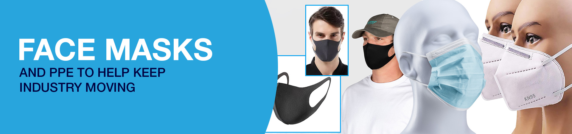 Face Masks and PPE to protect from coronavirus
