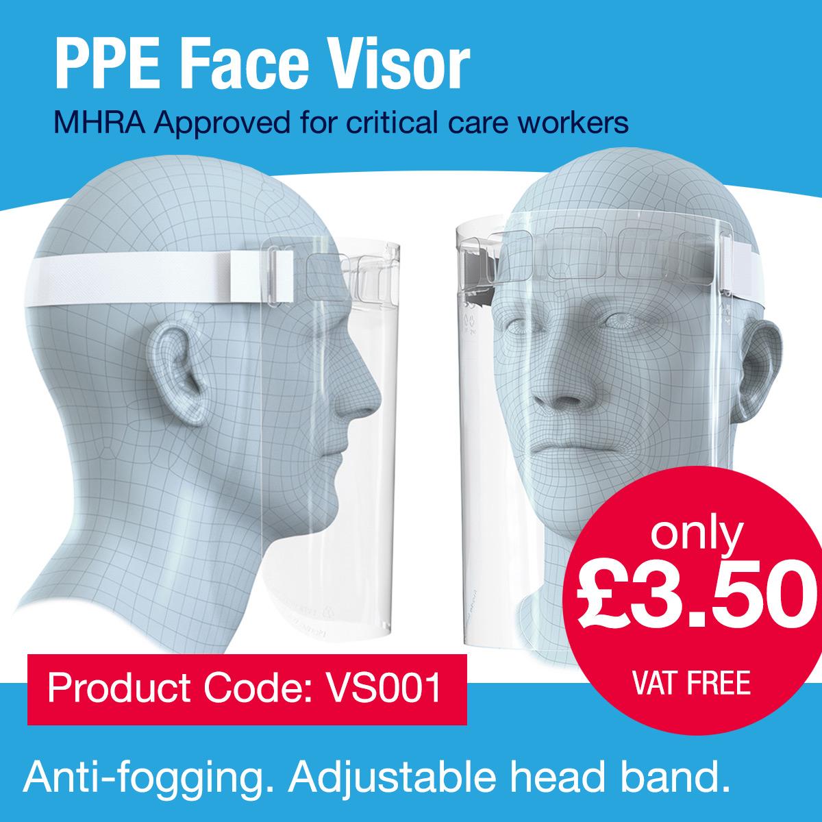 PPE Face Visor